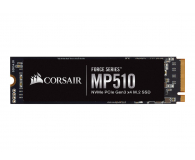 Corsair 480GB M.2 NVMe PCIe x4 SSD Force Series MP510  - 465067 - zdjęcie 1