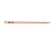 Apple MacBook Air i5/8GB/128GB/UHD 617/Mac OS Gold - 459817 - zdjęcie 4