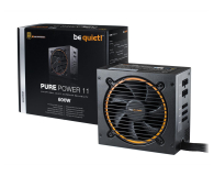 Zasilacz do komputera be quiet! Pure Power 11 CM 600W 80 Plus Gold