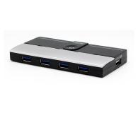 Unitek HUB 4x USB 3.0 + ładowarka iPad - 460144 - zdjęcie 1