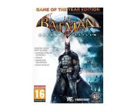 PC Batman: Arkham Asylum (GOTY) ESD Steam - 463535 - zdjęcie 1