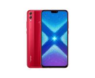 Honor 8x 4/128GB czerwony  - 449204 - zdjęcie 1