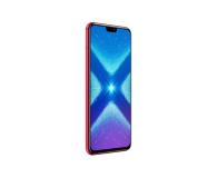 Honor 8x 4/128GB czerwony  - 449204 - zdjęcie 4