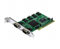 Unitek PCI Kontroler 6x RS-232 - 459934 - zdjęcie 1