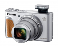 Canon PowerShot SX740 srebrny - 460625 - zdjęcie 5