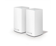 Linksys Velop Mesh WiFi (1300Mb/s a/b/g/n/ac) zestaw 2szt. - 468273 - zdjęcie 1