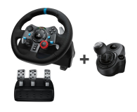 Logitech G29 PS4/PC + Driving Force Shifter - 468276 - zdjęcie 1