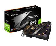 Gigabyte GeForce RTX 2080 AORUS 8GB GDDR6  - 458974 - zdjęcie 1