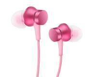 Xiaomi Mi In-Ear Headphones Basic (różowe) - 389905 - zdjęcie 3