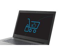 Lenovo Ideapad 330-17 i5-8300H/8GB/240 GTX1050  - 468641 - zdjęcie 4