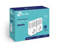 TP-Link TL-PA7010P KIT PowerLine 1000Mb/s (2 szt, gniazdo) - 469001 - zdjęcie 2