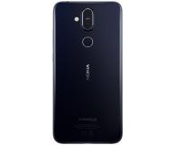 Nokia 8.1 Dual SIM Granatowy - 468477 - zdjęcie 3