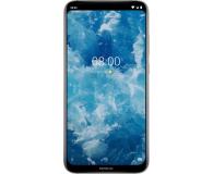 Nokia 8.1 Dual SIM Srebrny - 468479 - zdjęcie 2