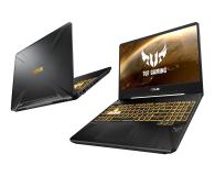ASUS TUF Gaming FX505 R7-3750H/16GB/512 - 506201 - zdjęcie 1