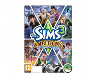 PC The Sims 3: Ambitions ESD Origin - 469276 - zdjęcie 1