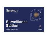 Synology Licencja Camera License Pack (8 dodatkowych kamer) - 223021 - zdjęcie 1