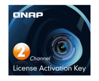 QNAP Licencja Camera License Pack (2 dodatkowe kamery) - 346541 - zdjęcie 1