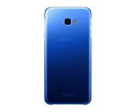 Samsung Gradation cover do Galaxy J4+ niebieskie  - 469283 - zdjęcie 1