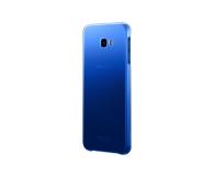 Samsung Gradation cover do Galaxy J4+ niebieskie  - 469283 - zdjęcie 3