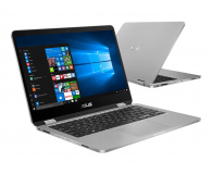 ASUS VivoBook Flip TP401MA N4000/4GB/64+480/W10+Office - 508837 - zdjęcie 2