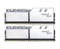 G.SKILL 16GB (2x8GB) 3200MHz CL16 TridentZ Royal Silver - 470226 - zdjęcie 1