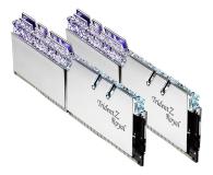 G.SKILL 16GB (2x8GB) 3600MHz CL18 TridentZ Royal Silver - 470232 - zdjęcie 2