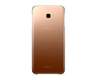 Samsung Gradation cover do Galaxy J4+ złote - 467549 - zdjęcie 1