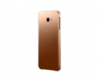 Samsung Gradation cover do Galaxy J4+ złote - 467549 - zdjęcie 3
