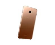 Samsung Gradation cover do Galaxy J4+ złote - 467549 - zdjęcie 5
