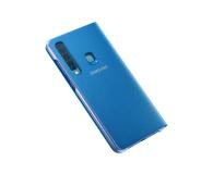 Samsung Wallet Cover do Samsung Galaxy A9 niebieskie - 465626 - zdjęcie 5