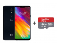 LG G7 FIT czarny + 32GB - 470345 - zdjęcie 1