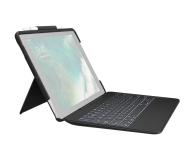 "Logitech Slim Combo iPad Pro 10.5"" Black - 468926 - zdjęcie 1"