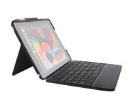 "Logitech Slim Combo NEW iPad 9.7"" Graphite - 468919 - zdjęcie 1"