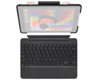 "Logitech Slim Combo NEW iPad 9.7"" Graphite - 468919 - zdjęcie 2"
