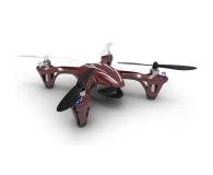 Hubsan X4 CAM HD H107C czerwono-szary - 464552 - zdjęcie 1