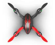 Hubsan X4 CAM HD H107C czarno-czerwony - 464523 - zdjęcie 4