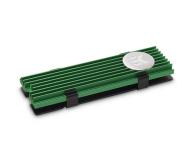 EKWB EK-M.2 NVMe Heatsink - green - 439358 - zdjęcie 1