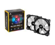 Corsair ML Pro RGB 140 (dwupak) - 398987 - zdjęcie 1