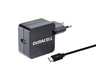Duracell Ładowarka sieciowa USB 2,4A + kabel microUSB 1m - 408447 - zdjęcie 1