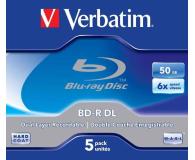 Verbatim 50GB 6x BluRay Dual Layer BOX 5szt. - 63745 - zdjęcie 2