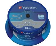 Verbatim BluRay 6x 25GB DataLife cake 25 szt - 408500 - zdjęcie 1