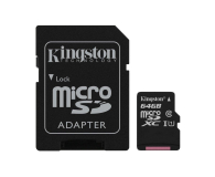 Kingston 64GB microSDXC Canvas Select 80MB/s C10 UHS-I  - 408959 - zdjęcie 2
