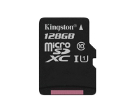 Kingston 128GB microSDXC Canvas Select 80MB/s C10 UHS-I - 408960 - zdjęcie 1