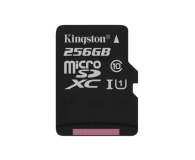 Kingston 256GB microSDXC Canvas Select 80MB/s C10 UHS-I - 408961 - zdjęcie 1