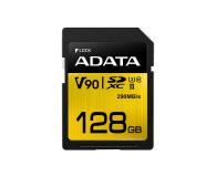 ADATA 128GB Premier ONE 290MB/s C10 UHS-II U3  - 408952 - zdjęcie 1