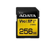 ADATA 256GB Premier ONE 275MB/s C10 UHS-II U3  - 408953 - zdjęcie 1