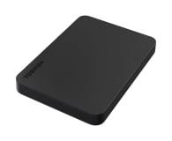 Toshiba 1TB Canvio Basics 2,5'' czarny USB 3.0  - 409029 - zdjęcie 3