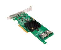 SilverStone RAID-Contr. PCIe x8 SAS/SATA - 406265 - zdjęcie 1