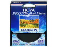 Hoya PL-CIR Pro1D 58 mm - 406391 - zdjęcie 1