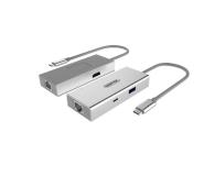 Unitek Adapter USB-C - HDMI, USB 3.0, USB-C, RJ-45 - 410492 - zdjęcie 2